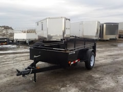 2019 Canada Trailers UT58-3K Single Axle Utility W/2995# GVWR