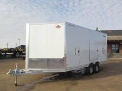 2019 Cargo Pro 8 X 18 W/5200# TORSION AXLE