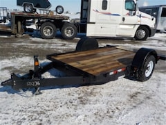 2018 Canada Trailers TL612-5K GRAVITY TILTBED W/5200# GVWR