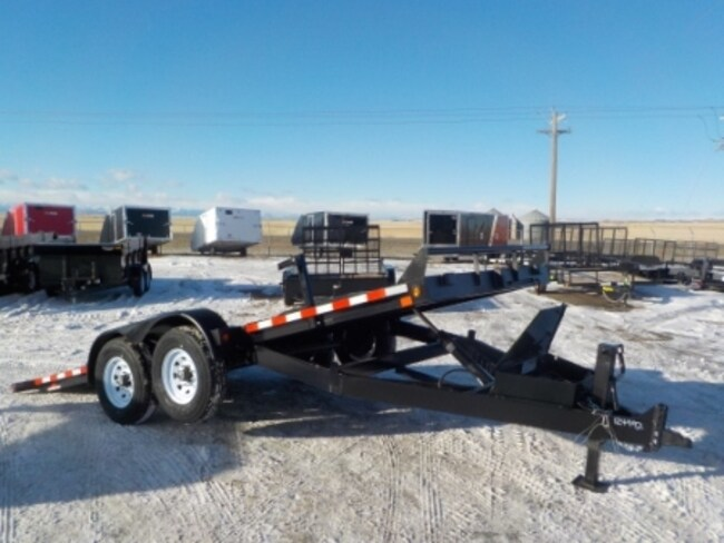2019 Canada Trailers ETL718-14K POWER-TILT TRAILER W/14000# GVWR
