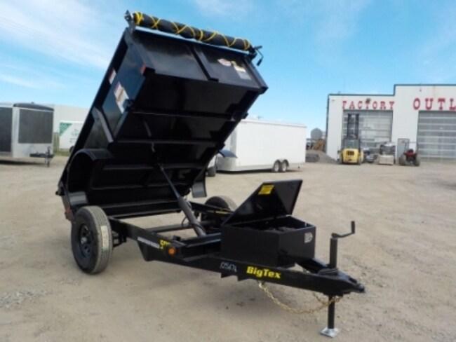 2019 Big Tex Trailers 50SR-08-5WDD DUMP W/5000# GVWR
