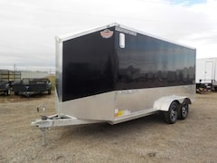 2018 Cargo Mate 7 X 16 W/3500# TORSION AXLE