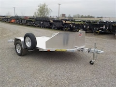 2019 Aluma MC210 MOTORCYCLE TRAILER W/3500# TORSION AXLE