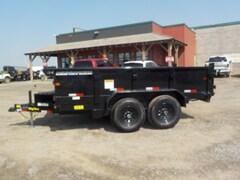 2019 Big Tex Trailers 10SR-12 DUMP W/9990# GVWR