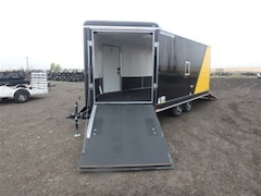 2018 Cargo Mate 8 X 18 W/3500# TORSION AXLE
