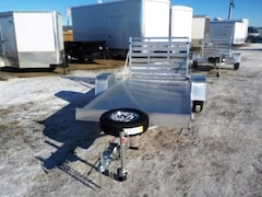 2020 Aluma 6310 UTILITY TRAILER W/2000# TORSION AXLE