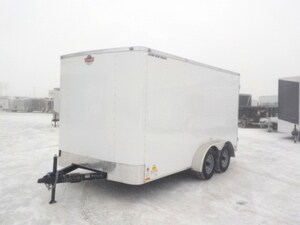 2018 Cargo Mate 7 X 14 CARGO W/3500# AXLES