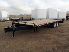 2019 Canada Trailers BT25-14K BEAVERTAIL SERIES W/14000# GVWR