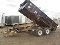 2013 Big Tex Trailers 14LX-14 DUMP W/14000# GVWR