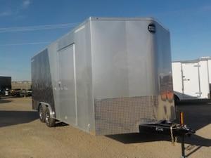 2019 Wells Cargo 8 X 20 CARGO W/5200# AXLES