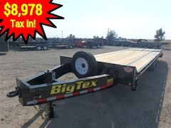 2017 Big Tex Trailers 14PH-20+5MR PINTLE W/15900# GVWR