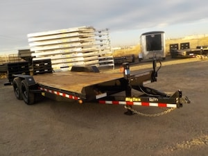 2019 Big Tex Trailers 14ET-20-MR EQUIPMENT TRAILER W/14000# GVWR