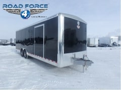 2018 Wells Cargo 8 X 26 W/6000# TORSION AXLE