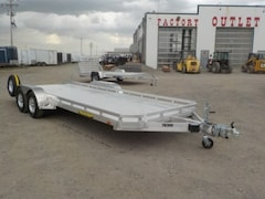 2019 Aluma 7820 TANDEM UTILITY TRAILER W/3500# TORSION AXLE