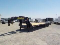 2019 Big Tex Trailers 22GN-25+5MR GOOSENECK W/23900# GVWR