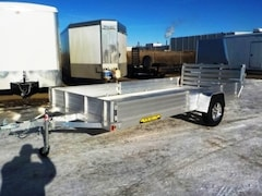 2020 Aluma 8114SR UTILITY TRAILER W/3500# TORSION AXLE