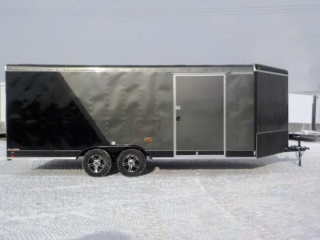 2019 Cargo Mate 8 X 20 CARGO W/5200# AXLES