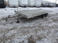 2008 Aluma A8816 ATV Trailer W/2200# TORSION AXLE