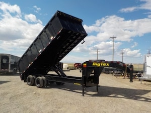 2019 Big Tex Trailers 25DU-20 DUMP W/25900# GVWR