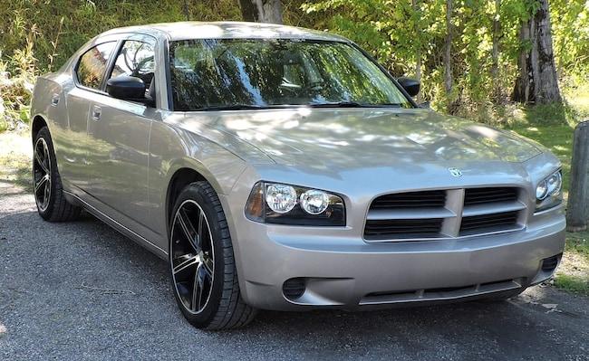 2008 Dodge Charger SE: Aftermarket Rims & Tires/Bluetooth Sedan