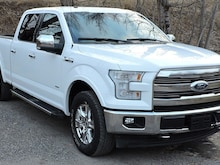 2017 Ford F-150 Lariat: FX4/Fully Loaded/Heated Seats Truck