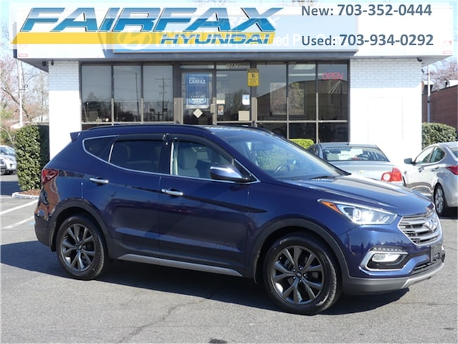 2017 Hyundai Santa Fe Sport 2.0L Turbo Ultimate SUV