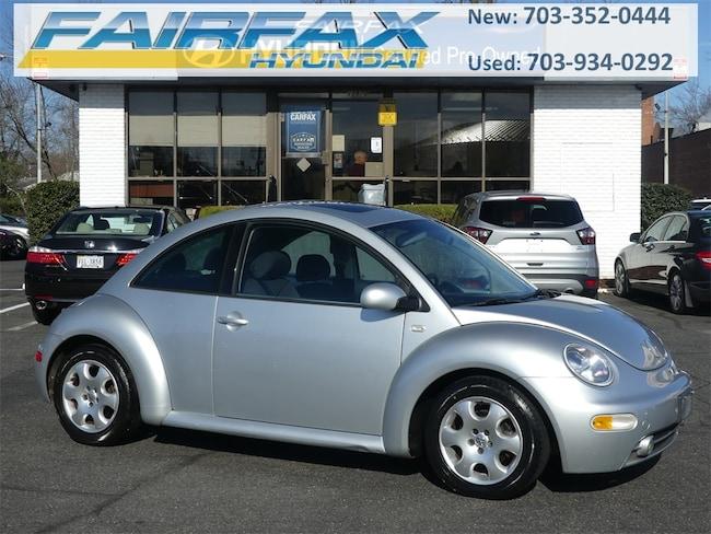 2003 Volkswagen Beetle GLS Hatchback
