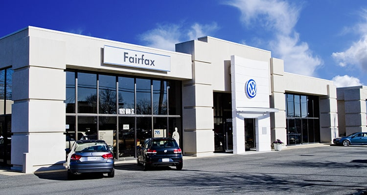 About Fairfax Volkswagen   A Volkswagen Dealership in Fairfax