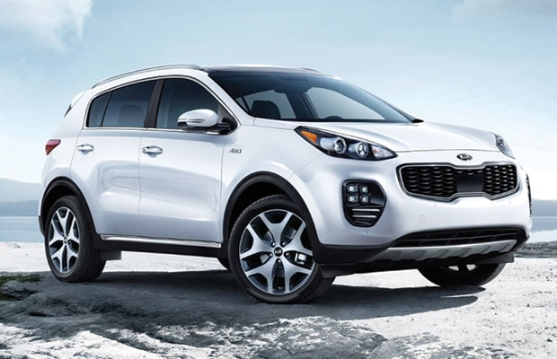 Wonderful 2018 Kia Sportage