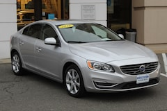Certified Pre-Owned 2016 Volvo S60 T5 Drive-E Premier Sedan PV25853 in Fairfax, VA