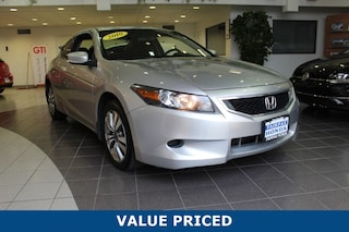 Pre-Owned 2010 Honda Accord 2.4 EX-L Coupe PH47543A in Fairfax, VA