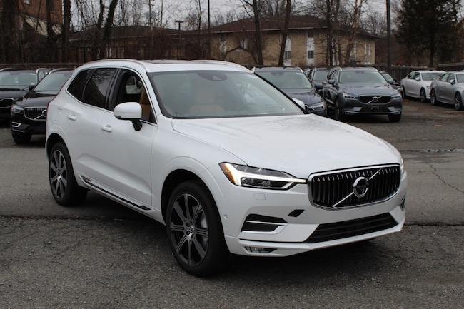 New 2019 Volvo XC60 T5 Inscription SUV in Fairfax, VA