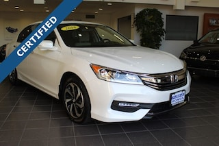 Pre-Owned 2016 Honda Accord EX Sedan 84002A in Fairfax, VA