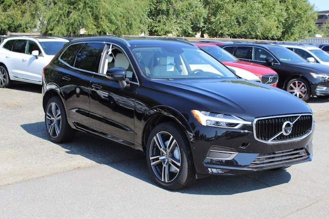 New 2019 Volvo XC60 T5 Momentum SUV in Fairfax, VA