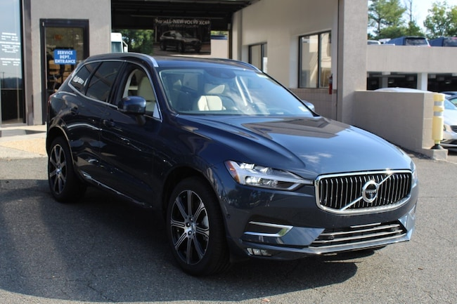 New 2019 Volvo Xc60 For Sale At Fairfax Volvo Cars Vin