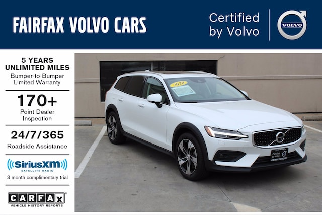 2020 Volvo V60 Cross Country 4DR WGN AWD T5 Wagon