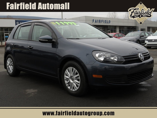 2014 Volkswagen Golf 2.5L Hatchback