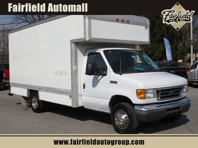 2006 Ford Econoline Commercial Cutaway Base Truck