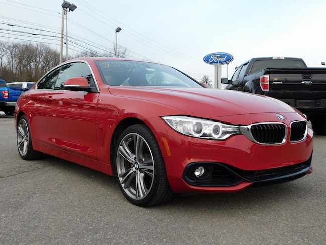 2016 BMW 4 Series xDrive SULEV Coupe