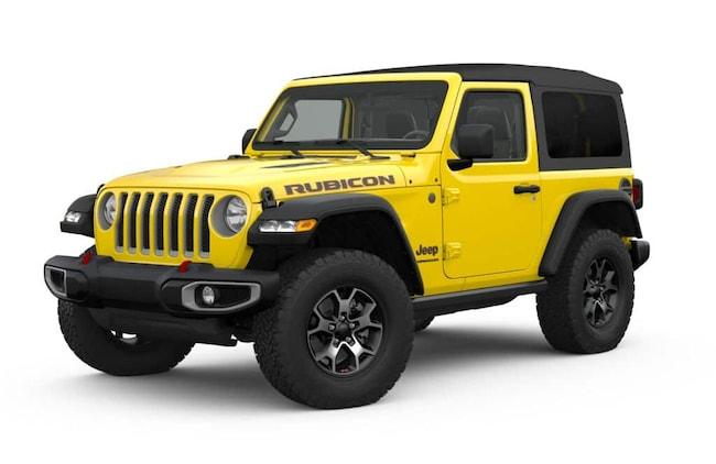 New 2019 Jeep Wrangler RUBICON 4X4 Sport Utility in Muncy