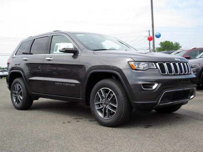 New 2019 Jeep Grand Cherokee LIMITED 4X4 Sport Utility in Muncy