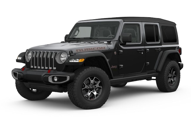 New 2019 Jeep Wrangler UNLIMITED RUBICON 4X4 Sport Utility in Muncy