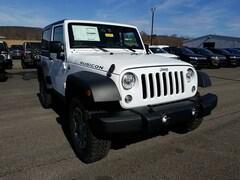 2018 Jeep Wrangler JK Rubicon Rubicon 4x4