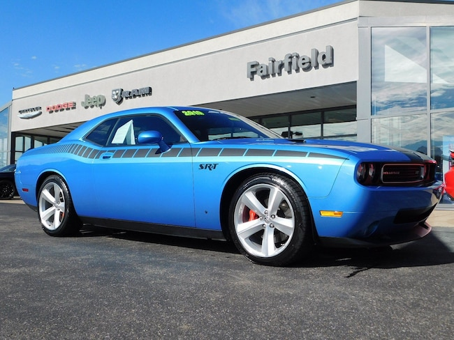 Used 2010 Dodge Challenger SRT8 Coupe in Muncy