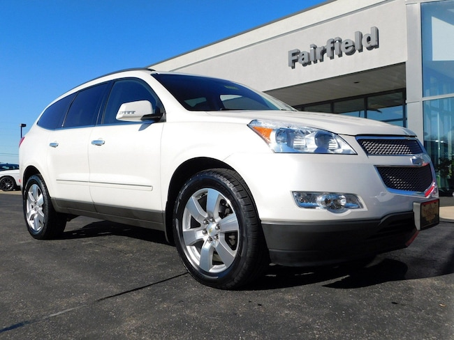 Used 2012 Chevrolet Traverse LTZ SUV in Muncy
