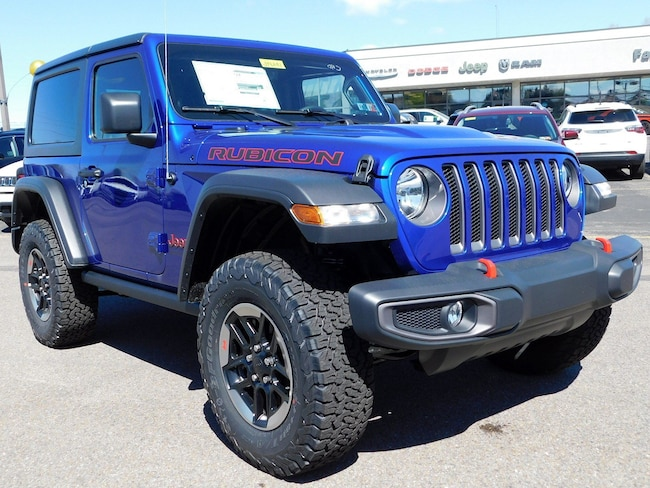 New 2019 Jeep Wrangler RUBICON 4X4 Sport Utility in Muncy
