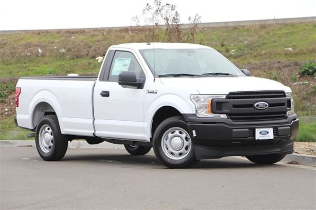 New 2019 Ford F-150 XL Truck Regular Cab Fairfield, CA