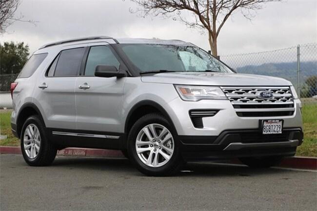 New 2019 Ford Explorer XLT SUV Fairfield, CA