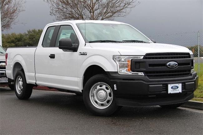 New 2019 Ford F-150 XL Truck SuperCab Styleside Fairfield, CA