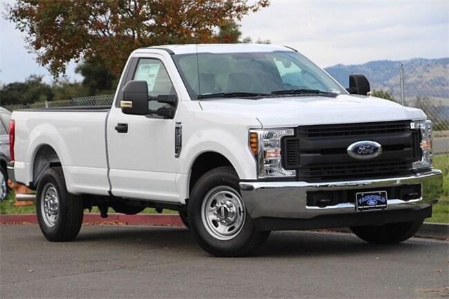 New 2019 Ford F-250 XL Truck Regular Cab Fairfield, CA